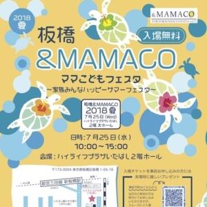 第8回 板橋&MAMACO 2018 夏